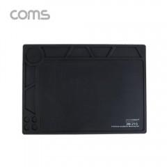 [폰바이] 실리콘 작업 패드 단열 작업매트 내열 절연 아이폰XS액정수리쿠폰